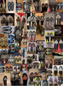 Cleat Collage
